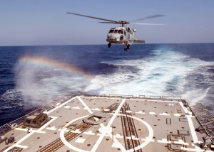Ship Air Wake Database For Helicopter Flight Simulators