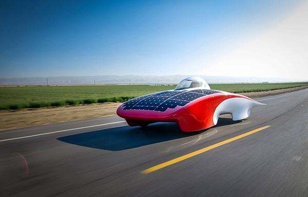 Building one of the worlds most efficient electric cars