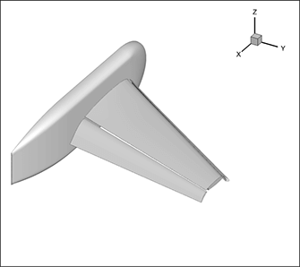 NASA Trapezoidal Wing