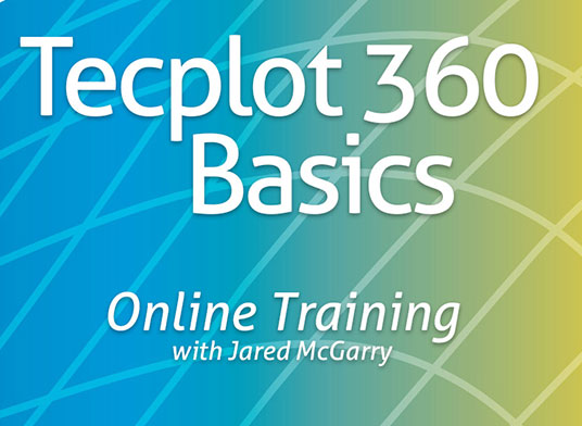 Tecplot 360 Basics Training